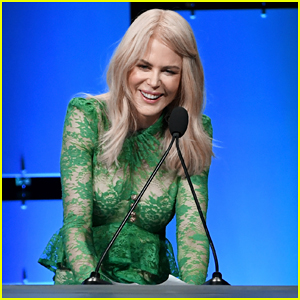 Nicole Kidman Steps Out to Honor Agent Kevin Huvane at Artios Awards 2018!