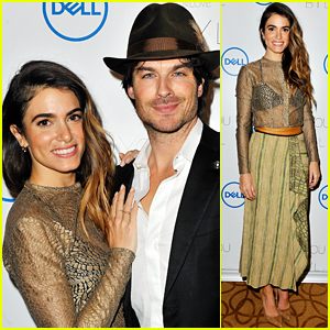 Nikki Reed Launches Jewelry Line with Husband Ian Somerhalder's Support!