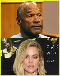 Here's What OJ Simpson Said When a Reporter Implied He Is Khloe Kardashian's Dad