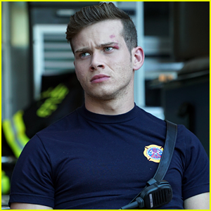 '9-1-1' Actor Oliver Stark on His Eye Birthmark: It's Not Herpes!