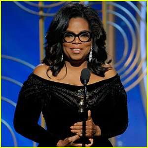 Oprah for President? Celebs React to Her Possible Candidacy
