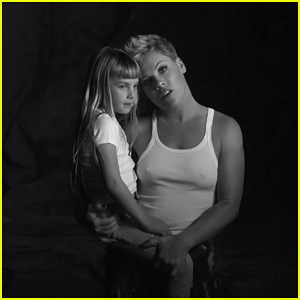 Pink's 'Wild Hearts Can't Be Broken' Music Video Features Daughter Willow - Watch Here!