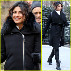 Priyanka Chopra is Back at Work on 'Quantico' Season 3