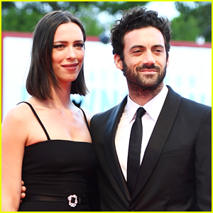Rebecca Hall & Morgan Spector Are Expecting Their First Child!