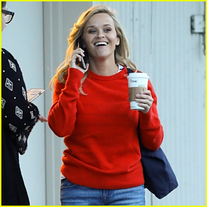 Reese Witherspoon Joins Hollywood Stars for New Time's Up Video