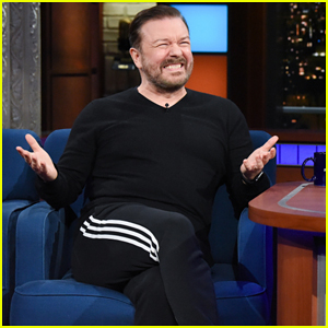 Ricky Gervais Says Hosting 2018 Golden Globes Would've 'Ended' His Career!
