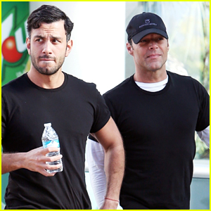 Ricky Martin & Jwan Yosef Step Out for First Time Since Announcing Marriage!