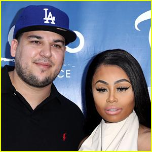Rob Kardashian Denies That He Assaulted Blac Chyna