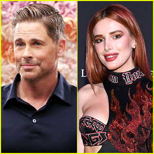Rob Lowe Slams Bella Thorne For Her Tweet After California's Mudslides