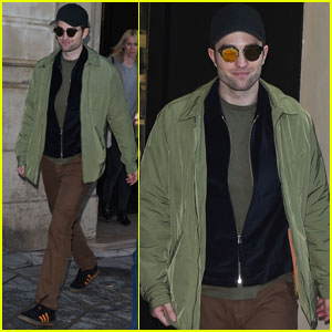 Robert Pattinson Reveals His Unexpected First Job!