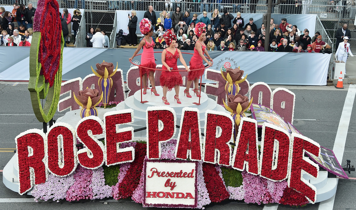 Rose Parade Floats >> Rose Parade 2018 – Performers & Floats List! | 2018 Rose Parade : Just Jared