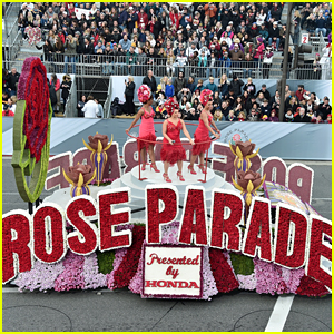 Rose Parade 2018 - Performers & Floats List!