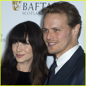 Sam Heughan Sends Caitriona Balfe Sweet Message Ahead of Golden Globes 2018 - Read Their Exchange!
