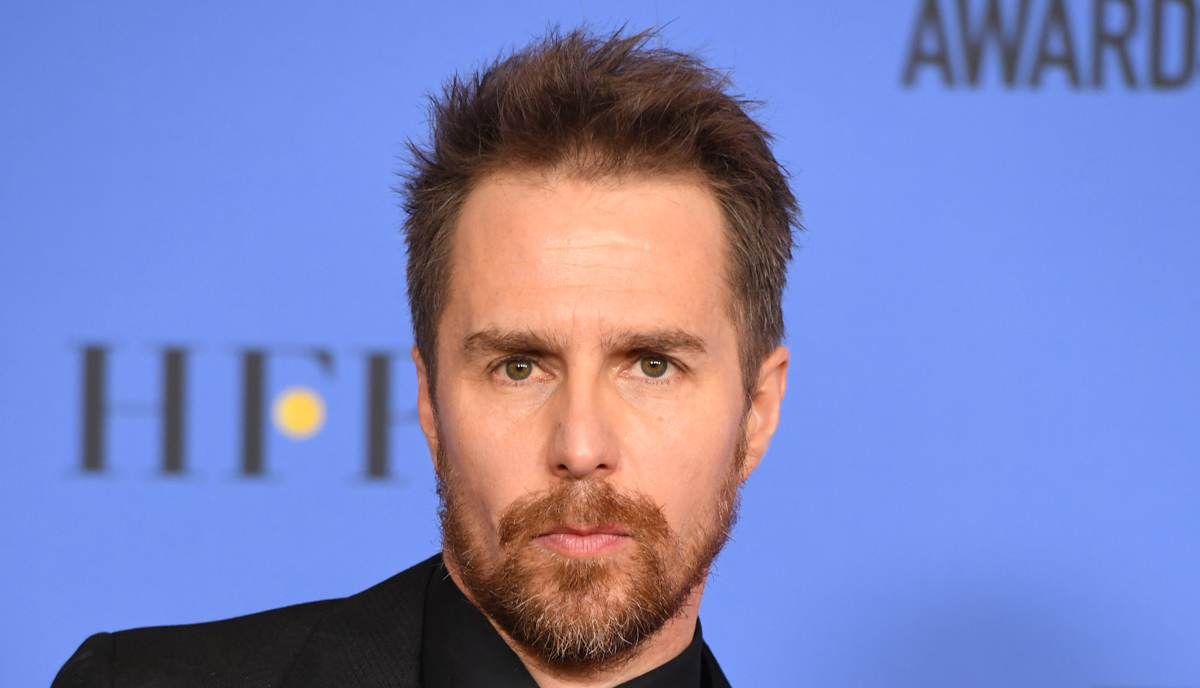 Sam Rockwell Drops F-Bomb During 'SNL' (Video) | Cecily ...