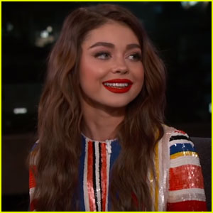 Sarah Hyland Reveals How Boyfriend Wells Adams Slid Into Her DMs!