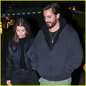 Scott Disick & Sofia Richie Go On a Double Date with Friends