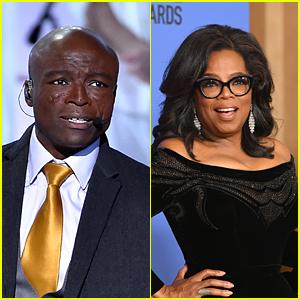 Seal Accuses Oprah Winfrey of Knowing About Harvey Weinstein's Behavior