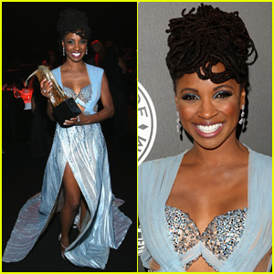 Shanola Hampton Awarded Prestigious Spirit of Elysium Award!