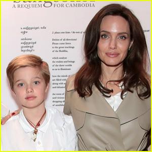 Shiloh Jolie-Pitt Suffers Broken Bone on Family Vacation (Report)