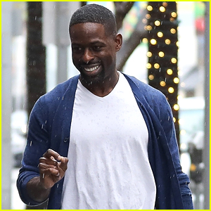 Sterling K. Brown Steps Out After Historic Golden Globes Win