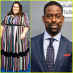 This Is Us' Sterling K. Brown & Chrissy Metz Attend the Critics' Choice Awards 2018