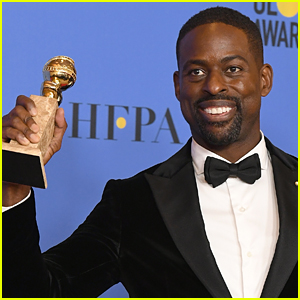 Sterling K. Brown Makes History at Golden Globes 2018, Gives Inspiring Speech (Video)