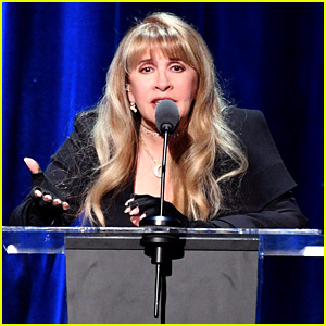 Stevie Nicks Gives Emotional Speech About Tom Petty at Grammys Tribute Concert