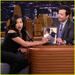 Taraji P. Henson Tells Jimmy Fallon Why Portraying Hit Woman in 'Proud Mary' is Important for Women in Film!
