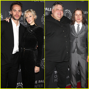 Taylor Kitsch & Andrea Riseborough Are Joined By 'Waco' Survivor David Thibodeau at Paley Screening!