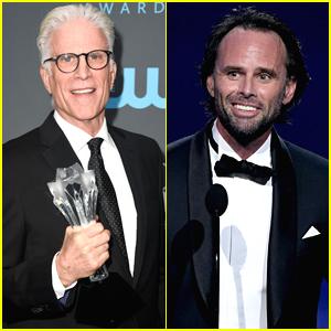 Ted Danson & Walton Goggins Take Home Awards at Critics' Choice Awards 2018!