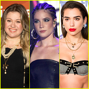 Kelly Clarkson, Halsey, Dua Lipa & More Music Stars Will Wear White Roses in Support of #TimesUp at Grammys 2018
