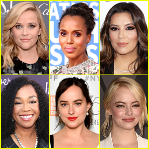 Time's Up Now: 300 Women in Hollywood Team Up to Fight Sexual Harassment