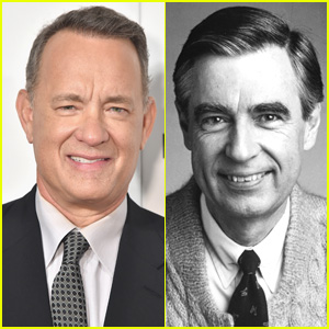 Tom Hanks to Play Mr. Rogers in Biopic on 'Mister Rogers' Neighborhood' Star!