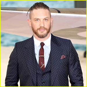 Tom Hardy Helps Rescue Abandoned Dogs He Found in a Park