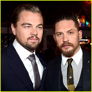Tom Hardy Debuts 'Leo Knows All' Tattoo for Leonardo DiCaprio