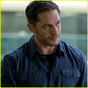 Tom Hardy in 'Venom' - First Look Photo!
