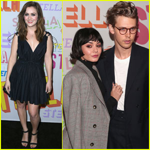 Vanessa Hudgens Couples Up With Austin Butler at Stella McCartney Launch Party