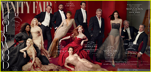 Vanity Fair's Hollywood Issue Features 12 Amazing Stars!