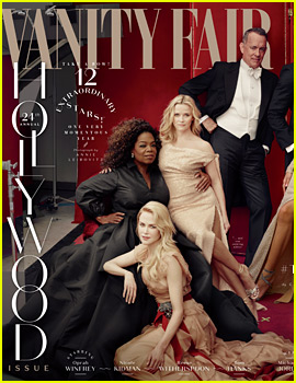Reese Witherspoon & Oprah Winfrey Joke About Three Legs & Three Hands in 'Vanity Fair' Issue
