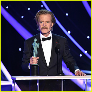 William H. Macy Wins Best Actor in a Comedy Series at SAG Awards 2018!