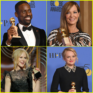 Golden Globes 2018 Winners - Full List Revealed!