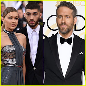 Ryan Reynolds & Gigi Hadid Celebrate Zayn Malik's Birthday With Hilarious Videos