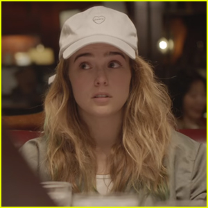 Zoey Deutch Stars In New Flower Trailer Watch Now