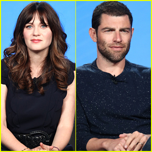 Zooey Deschanel & Max Greenfield Open Up About Final Season of 'New Girl'
