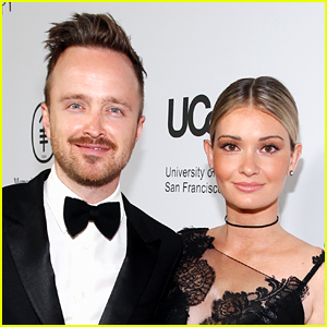 Story Annabelle: Aaron Paul's Newborn Daughter's Name