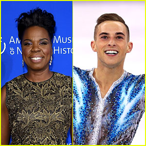 Leslie Jones Gets Mad on Adam Rippon's Behalf While Watching Winter Olympics 2018 - Watch!