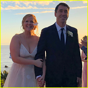 Amy Schumer's Wedding Photos - Jennifer Lawrence & More Celeb Friends Attended!