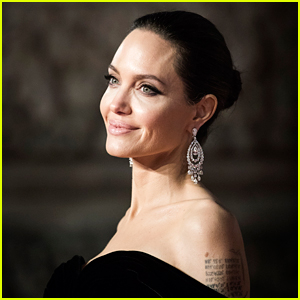 Angelina Jolie Talks About Avoiding an 'Empty Life'