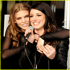 AnnaLynne McCord Details Tension Between Her & Shenae Grimes on '90210' Set