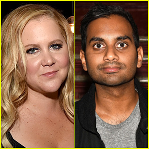 Amy Schumer Comments on 'Friend' Aziz Ansari's Misconduct Allegations